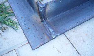 Сварка изделий из металлического уголка