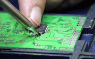 Чем и как паять микросхемы