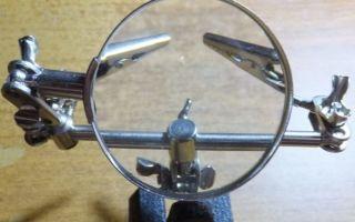 Полезный инструмент для пайки – третья рука