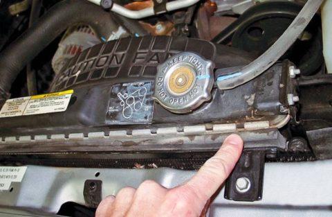 Оборудование и материалы для пайки радиатора охлаждения автомобиля